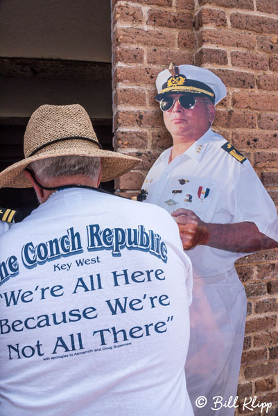 Conch Republic Independence Photos by Bill Klipp