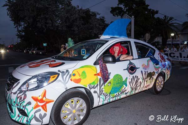 Conch Republic Parade Key West Photos by Bill Klipp