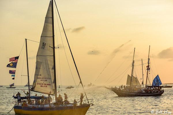 Conch Republic Great Sea Battle Key West Photos by Bill Klipp