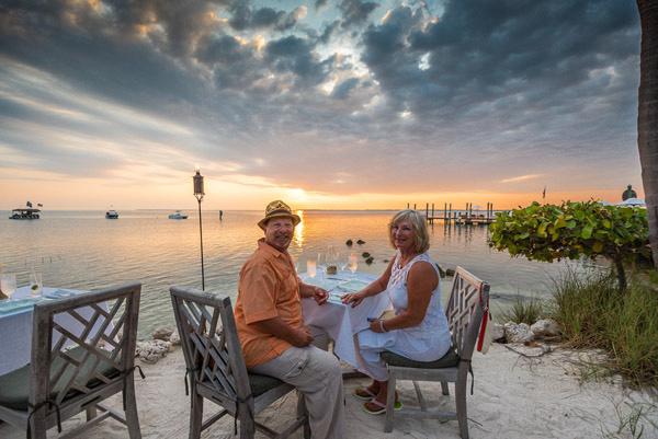 Ghost Crabs Little Palm Island Photos by Bill Klipp