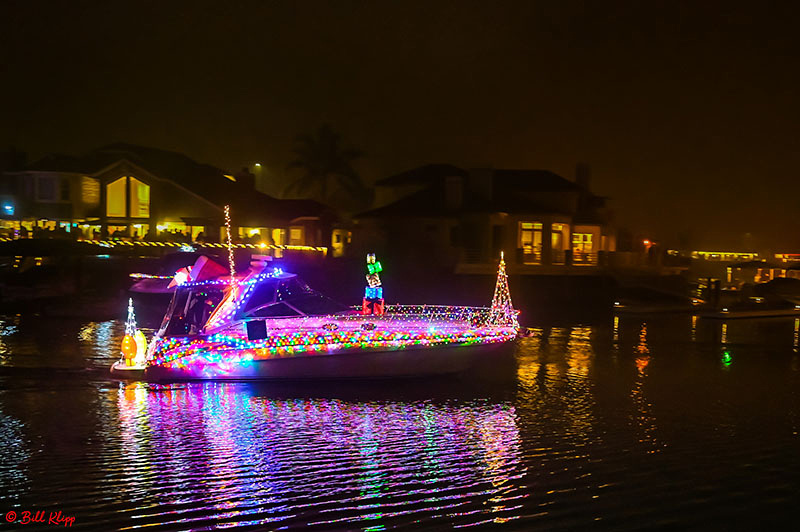 DBYC Boat Lighted Boat Parade, Discovery Bay, Photos by Bill Klipp