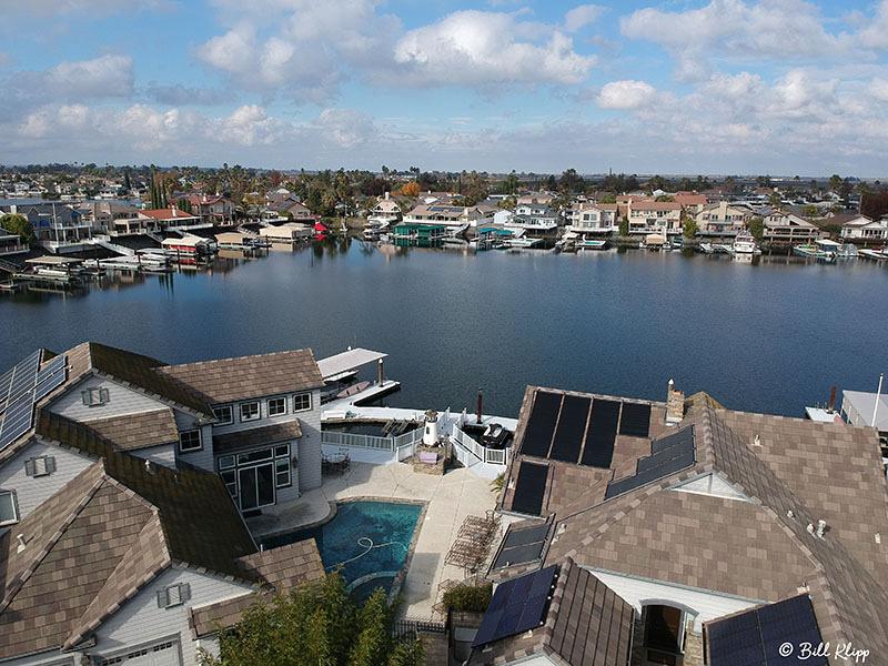 Discovery Bay Drone Aerial Photos by Bill Klipp