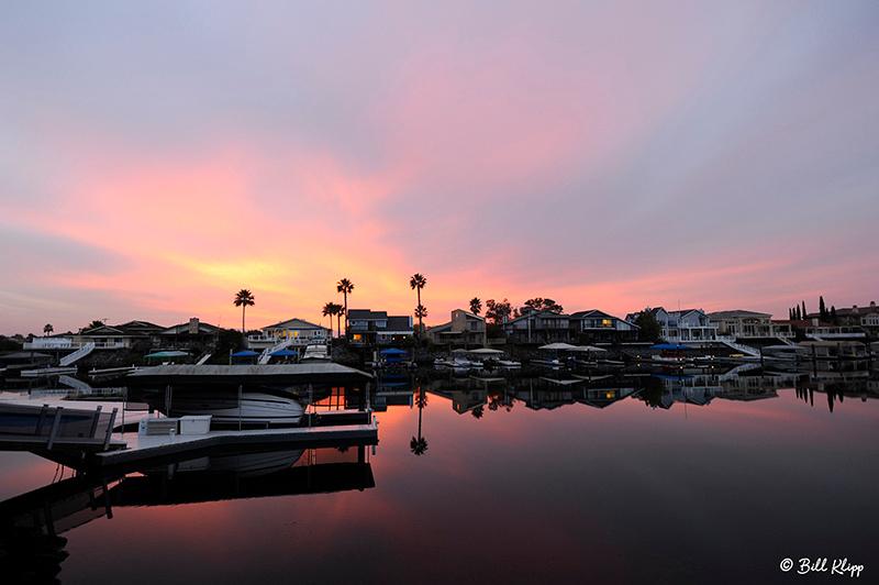 Delta Sunset  Photos by Bill Klipp