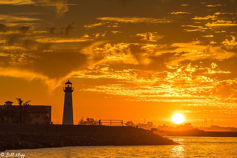 Sunset, Discovery Bay Photos by Bill Klipp