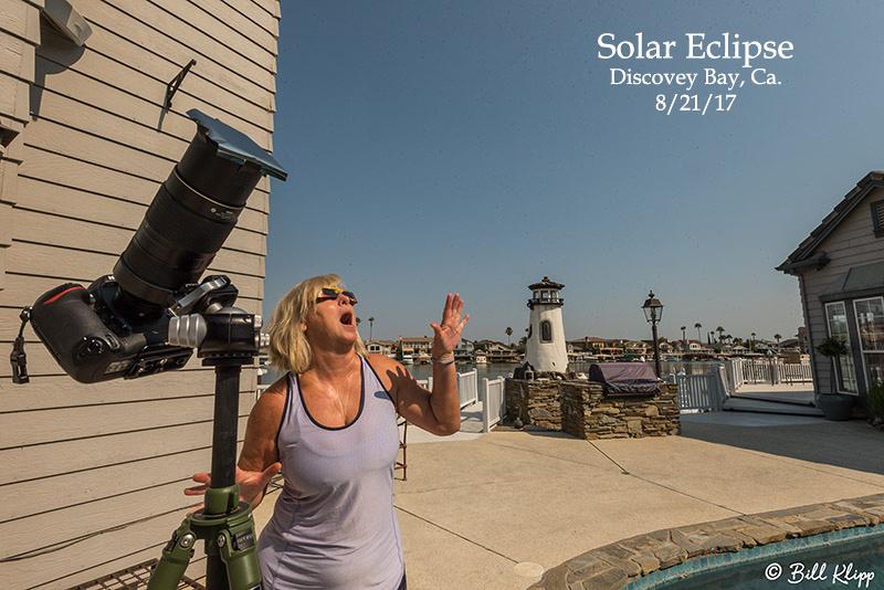 Solar Eclipse Aug 21 2017 Photos by Bill Klipp