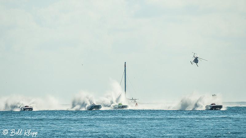 Key West World Championship Power Boat races photos by Bill Klipp