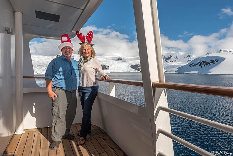 Klipp Family, Gerlache Straits, Antarctica, Nov 2017, Photos by