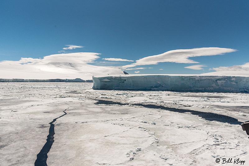 ICE Cruising, Antarctic Sound, Antarctica, Nov 2017, Photos by B