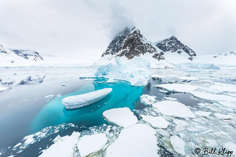 Lemaire Channel, Gerlache Straits, Antarctica, Nov 2017, Photos by Bill Klipp