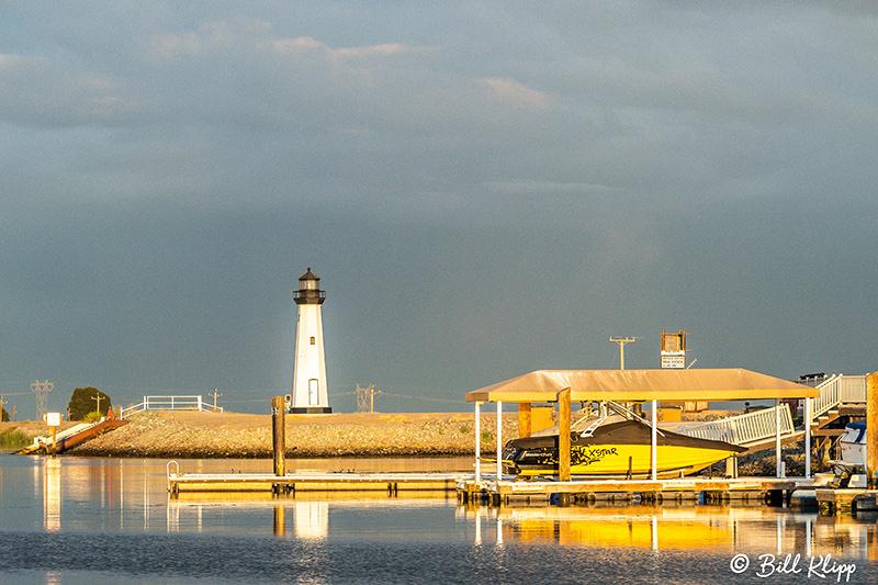 Lighthouse, Discovery Bay Photos by Bill Klipp