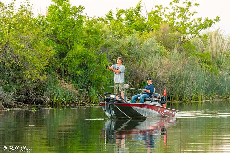 Fishing, Discovery Bay Photos by Bill Klipp