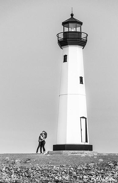 Lighthouse, Discovery Bay, Photos by Bill Klipp