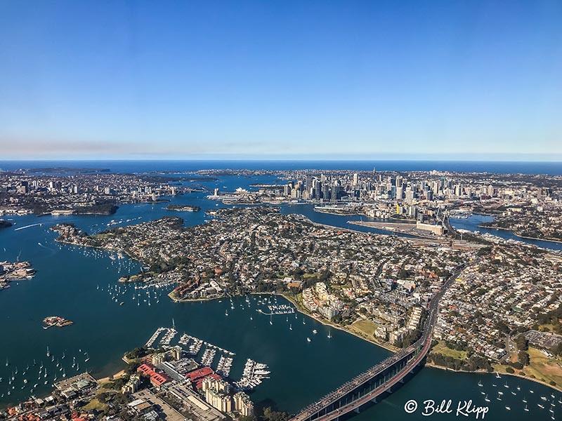 Sydney Australia, Photos by Bill Klipp
