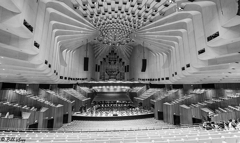 Sydney Opera House, Australia, Photos by Bill Klipp