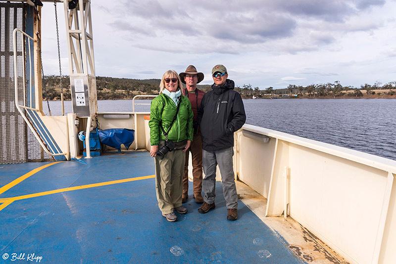 Linda Klipp, Bruny Island,Tasmania, Australia, Photos by Bill Kl
