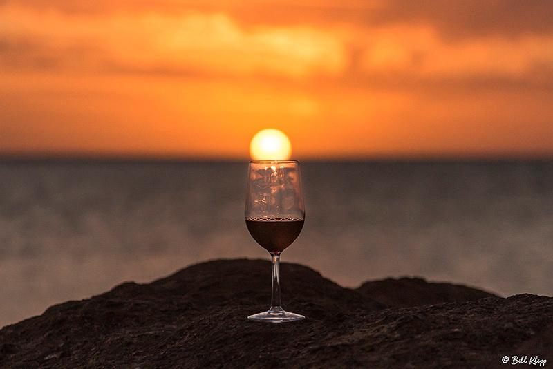 Sunset, Lizard Island, Great Barrier Reef, Aerial, Australia, Ph