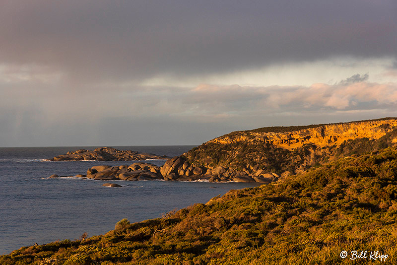 Kangaroo Island, Southern Ocean Lodge, Australia, Photos by Bill