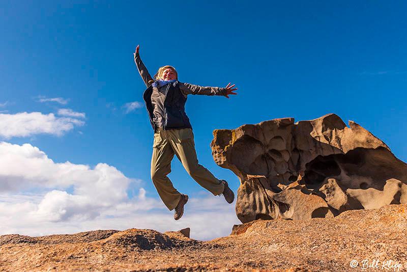 Remarkable Rocks, Kangaroo Island, Southern Ocean Lodge, Australia, Photos by Bill Klipp