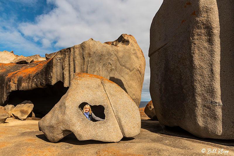Remarkable Rocks, Kangaroo Island, Southern Ocean Lodge, Austral