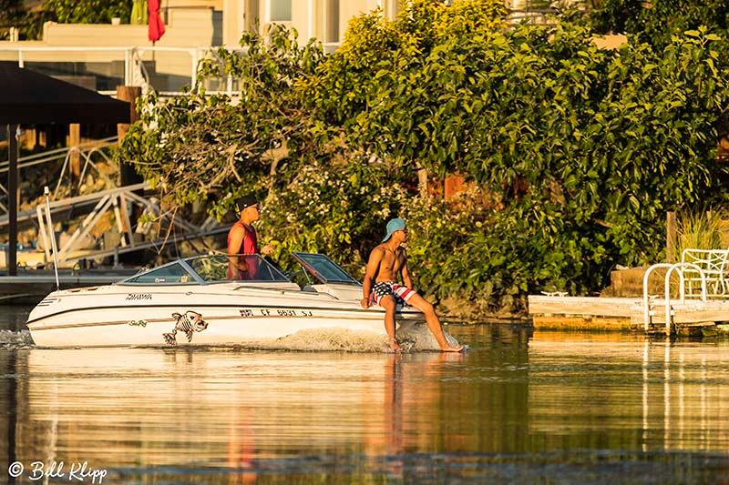 Boating, Delta Wanderings, Discovery Bay, Photos by Bill Klipp