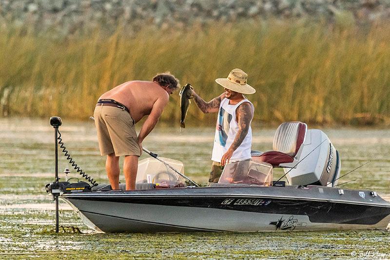 Fishing, Delta Wanderings, Discovery Bay, Photos by Bill Klipp
