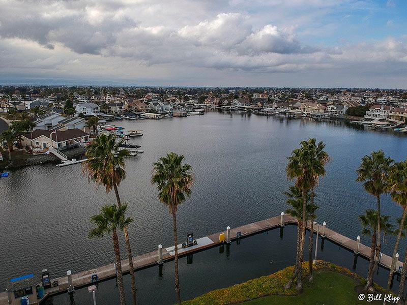 Discovery Bay Marina Drone Aerial Photos by Bill Klipp