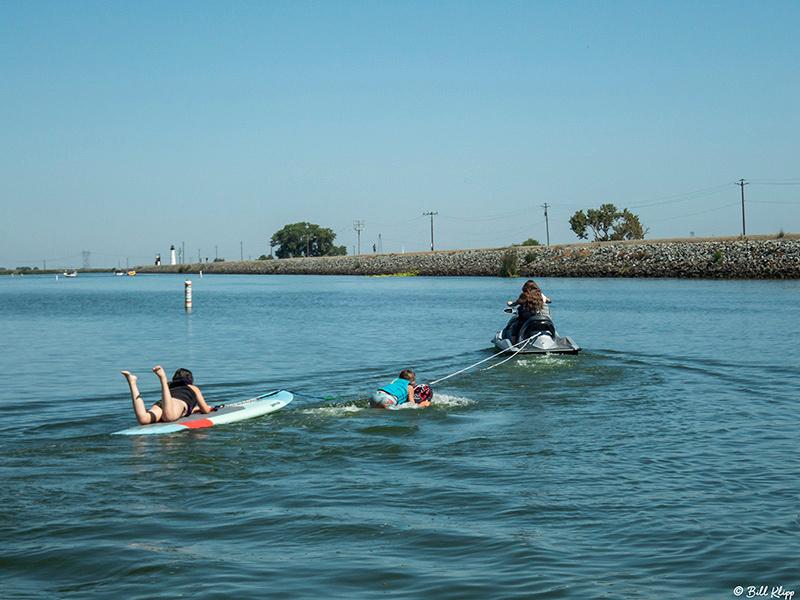 Bonehead Boaters, Delta Wanderings, Discovery Bay Photos by Bill Klipp