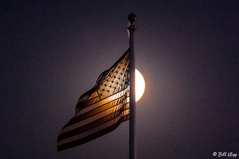 Full Moon, Delta Wanderings, Photos by Bill Klipp