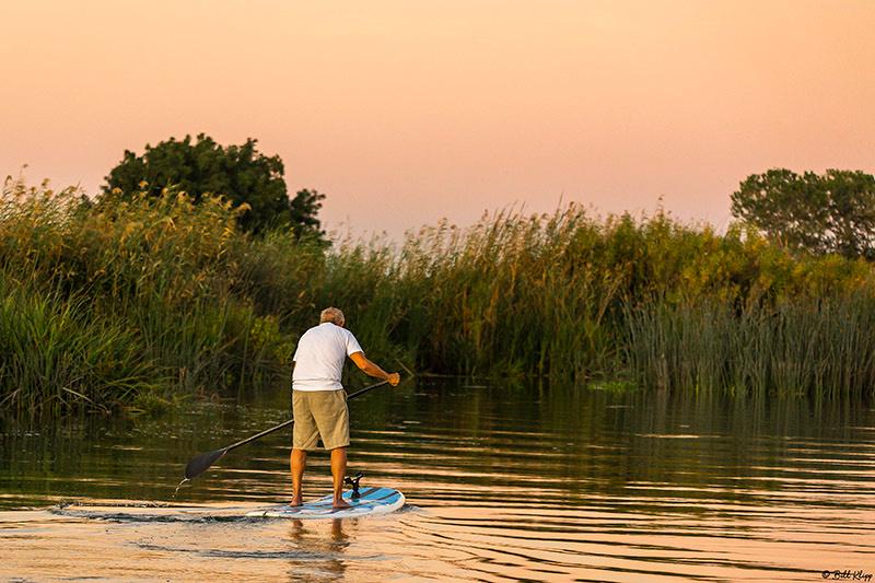 Sup, Delta Wanderings, Discovery Bay Photos by Bill Klipp