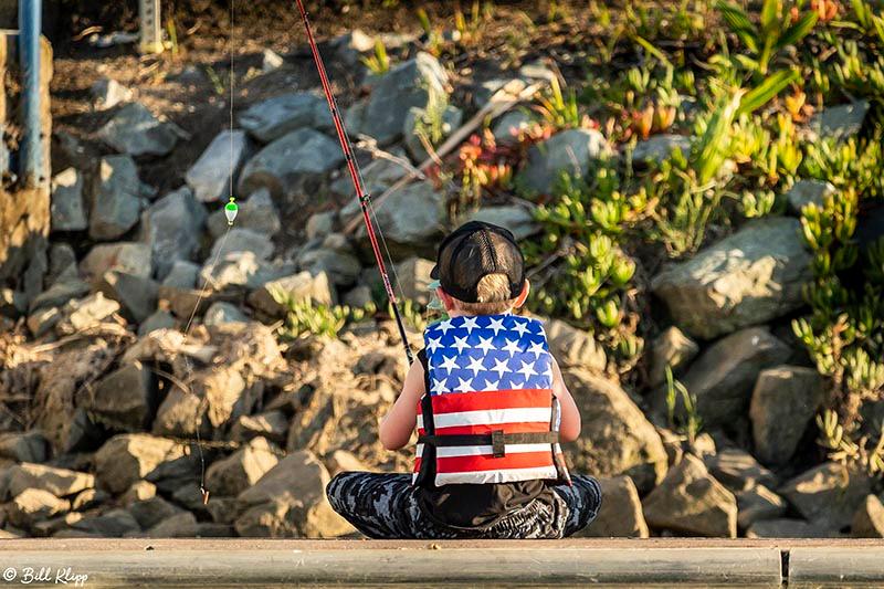 Discovery Bay Kids Fishing Derby, Delta Wanderings, Photos by Bill Klipp