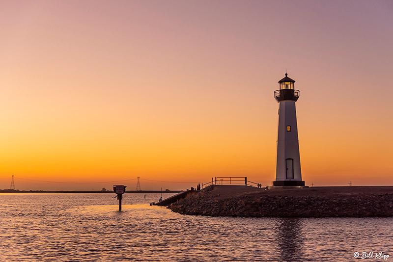 Sunrise Lighthouse, Delta Wanderings, Discovery Bay Photos by Bill Klipp