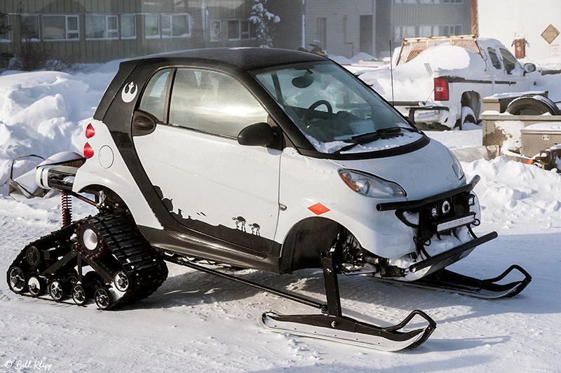 Smart Car, Churchill Canada Photos by Bill Klipp