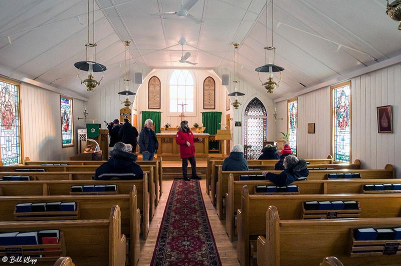 St. Paul's Anglican Church, Churchill Canada Photos by Bill Klipp