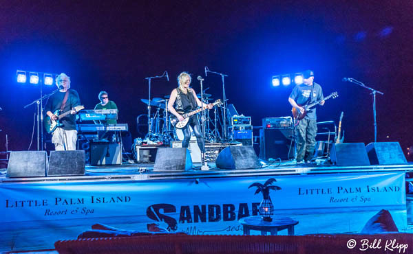 Jefferson Starship concert Little Palm Island Photos by Bill Kli