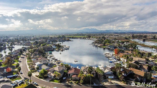 Disco Bay Aerial Photos by Bill Klipp