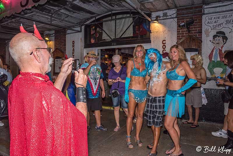 Fantasy Fest 2106, Key West Photos by Bill Klipp