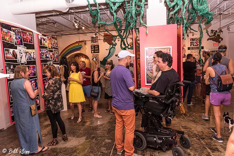 "Studios of Key West, Fantasy Fest 2017, ""Time Travel Unravels"","