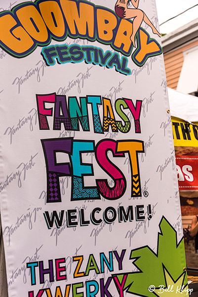 "Goombay, Fantasy Fest 2017, ""Time Travel Unravels"",  Key West Ph"