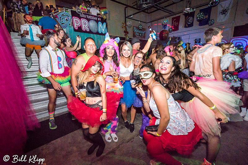 "Tutu Tuesday Fantasy Fest 2017, ""Time Travel Unravels"",  Key West Photos by Bill Klipp"