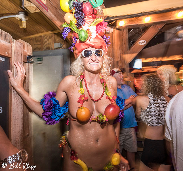 "Homemade Bikini Contest Wednesday Fantasy Fest 2017, ""Time Travel Unravels"",  Key West Photos by Bill Klipp"
