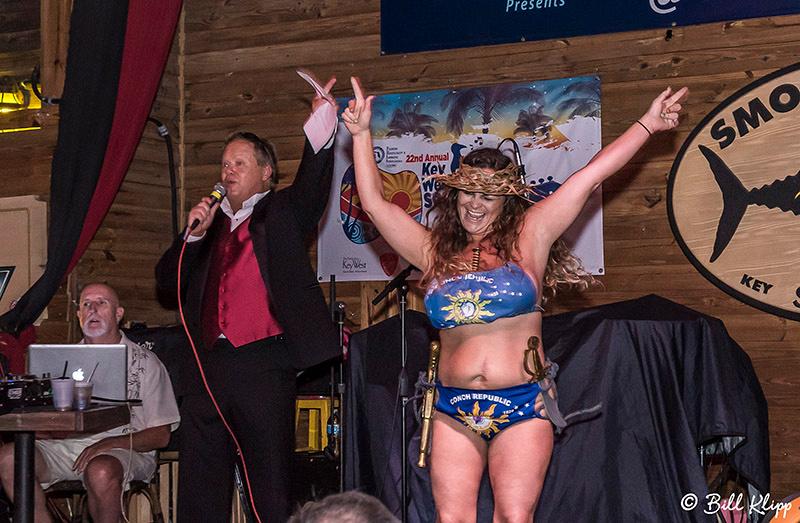 "Homemade Bikini Contest Wednesday Fantasy Fest 2017, ""Time Travel Unravels"",  Key West Photos by Bill Klipp"