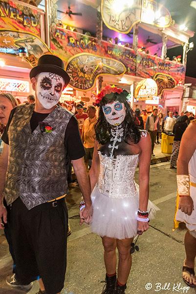 "35th Annual Headdress Ball, Fantasy Fest 2017, ""Time Travel Unravels"",  Key West Photos by Bill Klipp"