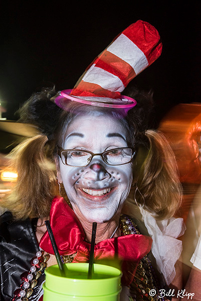 """Masquerade March, Fantasy Fest 2017, """"Time Travel Unravels"""",  Key West Photos by Bill Klipp"""