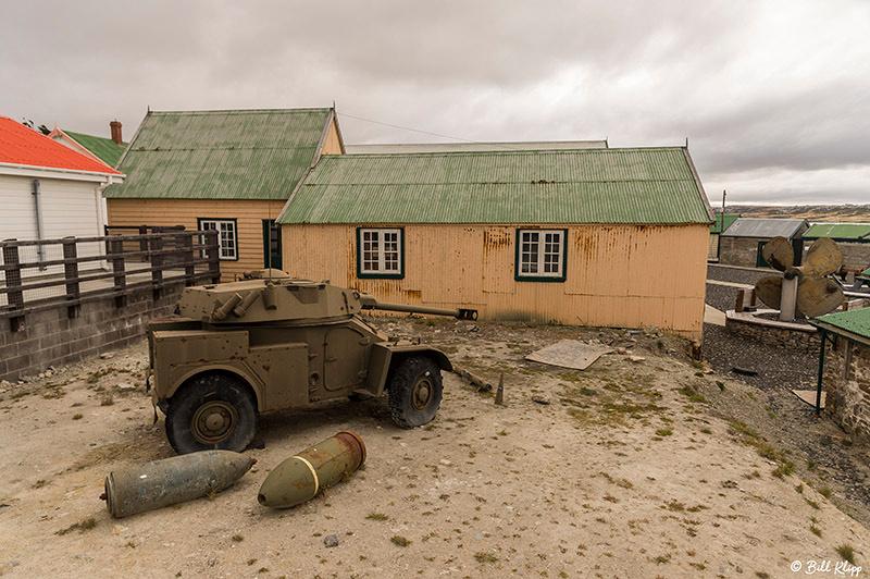Stanley East Falkland Islands,  Photos by Bill Klipp
