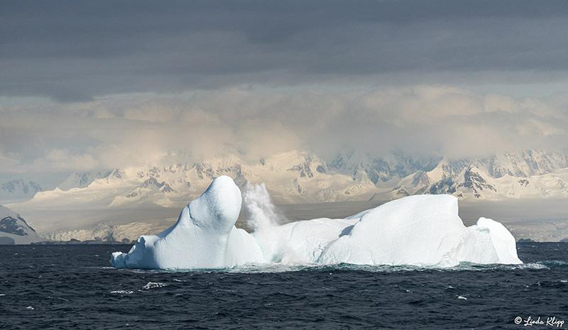 Gerlache Strait Photos by Linda Klipp