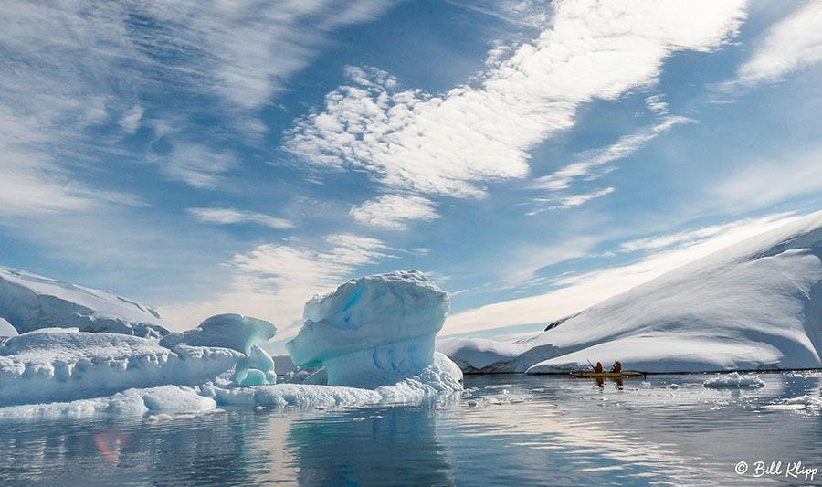 Icebergs, Enterprise Islands, Gerlache Strait, Antarctica, Nov 2017, Photos by Bill Klipp