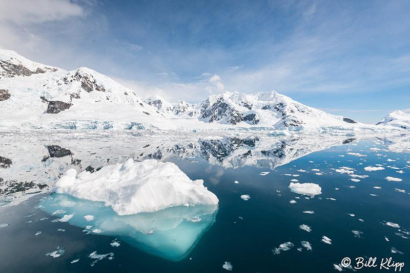 Paradise Harbour, Gerlache Straits, Antarctica, Nov 2017, Photos by Bill Klipp