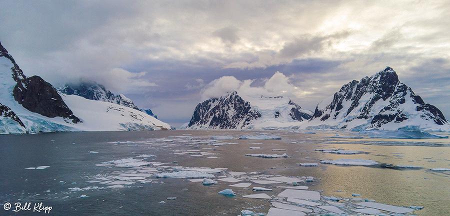 Paradise Harbour, Gerlache Straits, Antarctica, Nov 2017, Photos