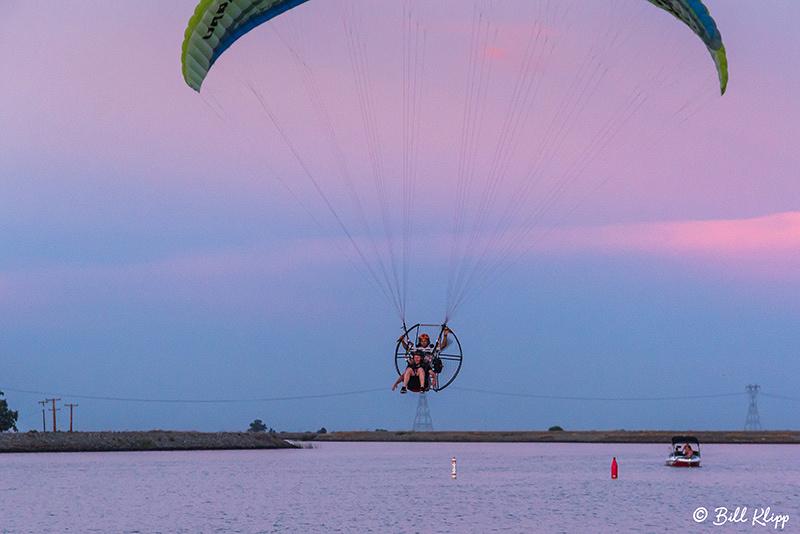 Paramotor, Discovery Bay, Photos by Bill Klipp