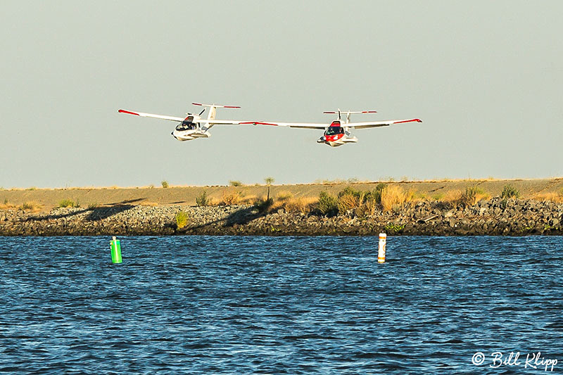 Ultralight, ICON A5 Light Sort Aircraft, Discovery Bay, Photos by Bill Klipp